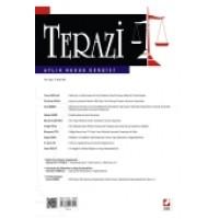 Terazi Aylık Hukuk Dergisi Sayı:77 Ocak 2013