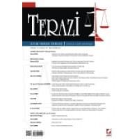 Terazi Aylık Hukuk Dergisi Sayı:105 Mayıs 2015