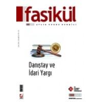 Fasikül Aylık Hukuk Dergisi Sayı:18 Mayıs 2011