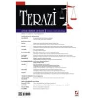 Terazi Aylık Hukuk Dergisi Sayı:101 Ocak 2015