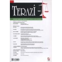 Terazi Aylık Hukuk Dergisi Sayı:104 Nisan 2015