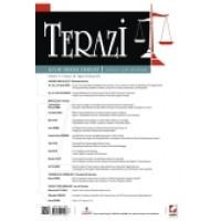 Terazi Aylık Hukuk Dergisi Sayı:108 Ağustos 2015